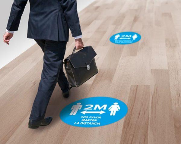 pegatina suelo floor stickers