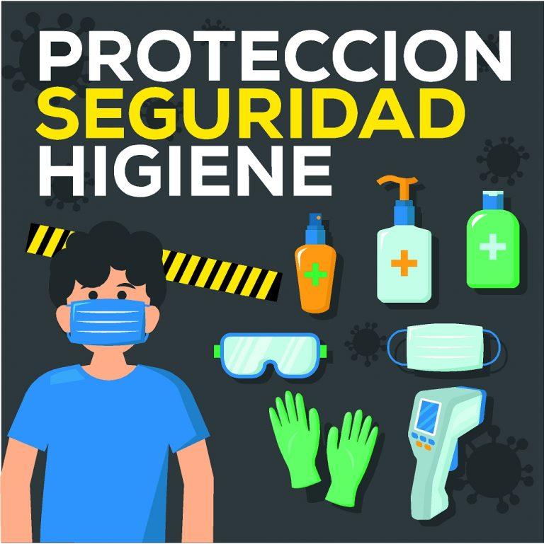 SEGURIDAD PROTECCIÓN HIGIENE