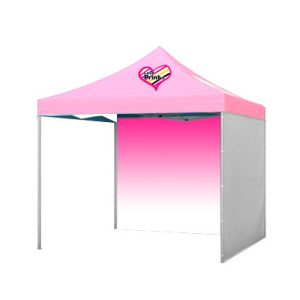 CARPA 3X3 TENT CON PARED