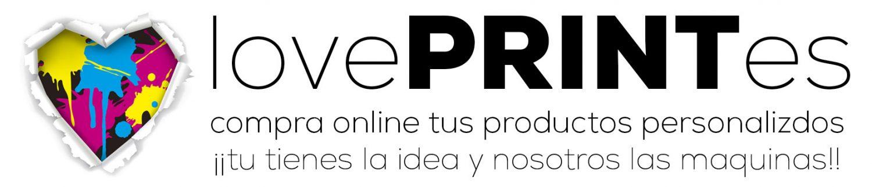 Love PRINT es